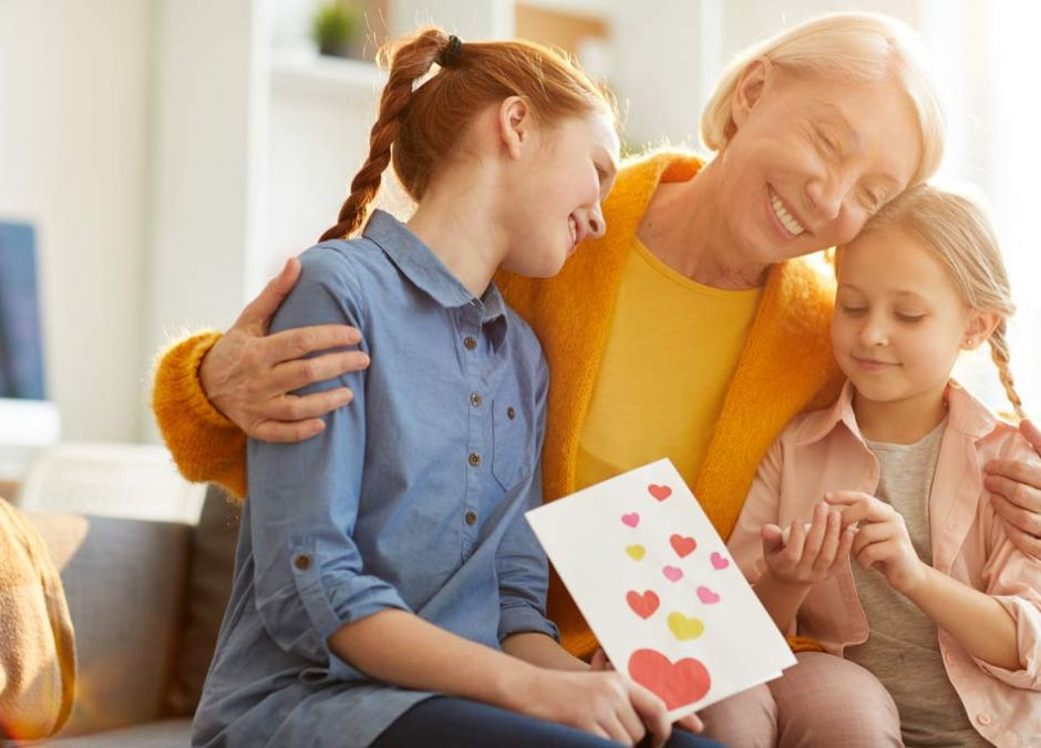 Laurki dla babci i dziadka
