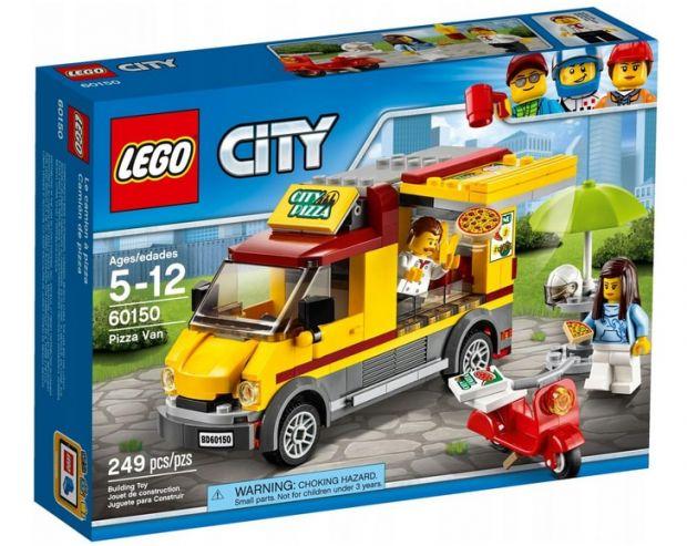 lego city foodtruck