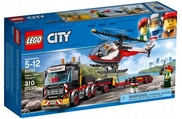 lego city transporter