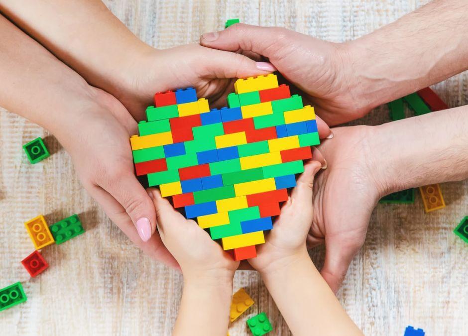 Lego dla niewidomych