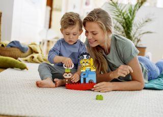 Jesteś mistrzynią kreatywnej zabawy z dzieckiem? [Psychotest]