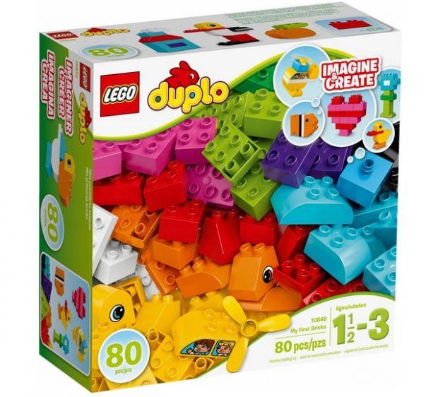 Lego Duplo zestaw kreatywny Imagine&Create