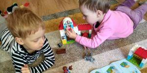 Lego Duplo, klocki lego duplo, Stajnia z kucykami, lego duplo opinie