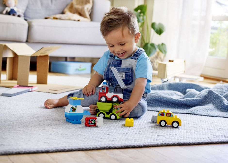 LEGO DUPLO samochodziki