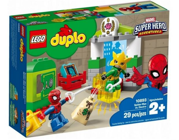 Lego Duplo Spider-Man