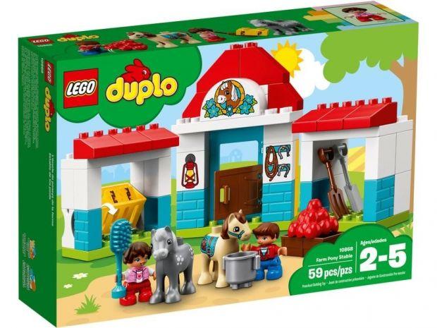 Opakowanie klocków Lego Duplo 10868