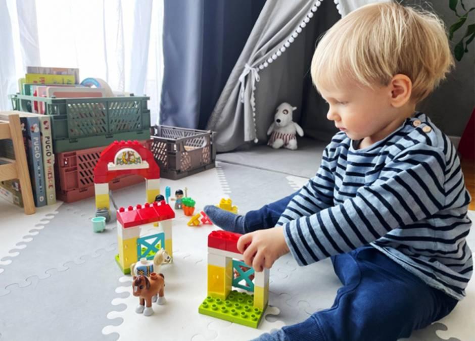 Lego Duplo test redakcji