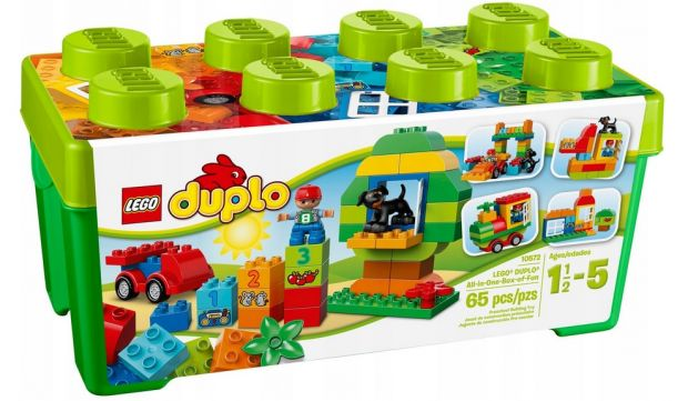 Lego Duplo zestaw uniwersalny