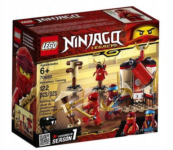 lego ninjago szkolenie