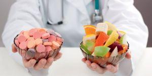 lekarstwa, witaminy, zdrowie