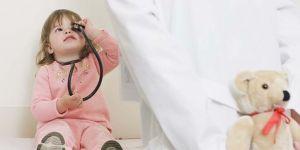 lekarz, dziecko
