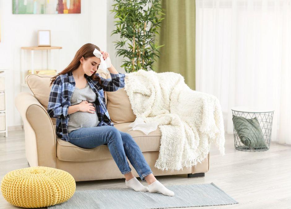 leki na przeziębienie w ciąży