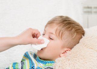 leki obkurczające śluzówkę nosa nie dla małych dzieci