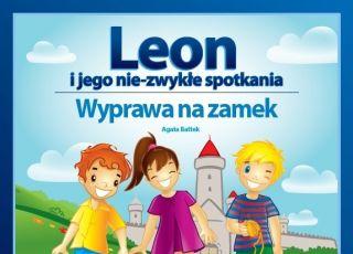Leon i jego niezwykłe spotkania, książka dla dzieci