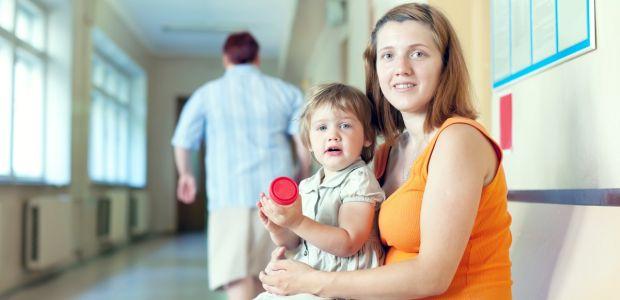 leukocyty w moczu dziecka