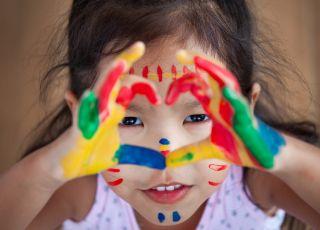 leworęczne dzieci bardziej kreatywne
