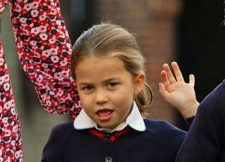 list do Mikołaja od księżniczki Charlotte