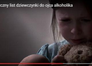 List dziewczynki do ojca alkoholika