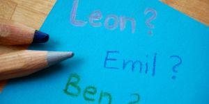 Lista niezalecanych imion dla dzieci
