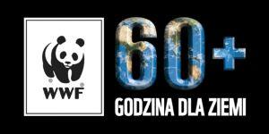 logo akcji Godzina dla Ziemi WWF