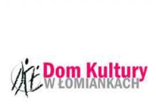 logo, dk łomianki