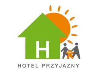 Logo Hotel Przyjany Rodzinie