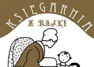 logo, Księgarnia z Bajki