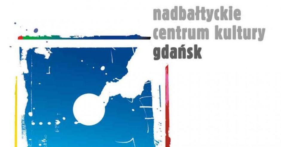 logo, Nadbałtyckie Centrum Kultury w Gdańsku
