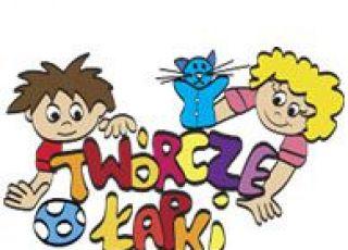 logo, twórcze łapki