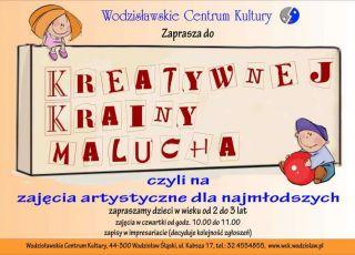 logo Wodzisławskie Centrum Kultury
