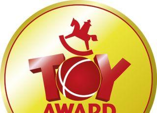 logo, zabawka roku