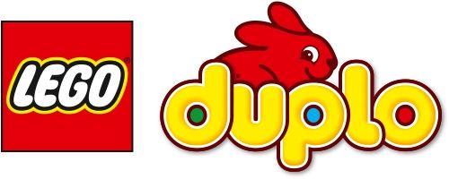 Logo lego Duplo