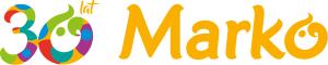 logotyp Marko 30 lat