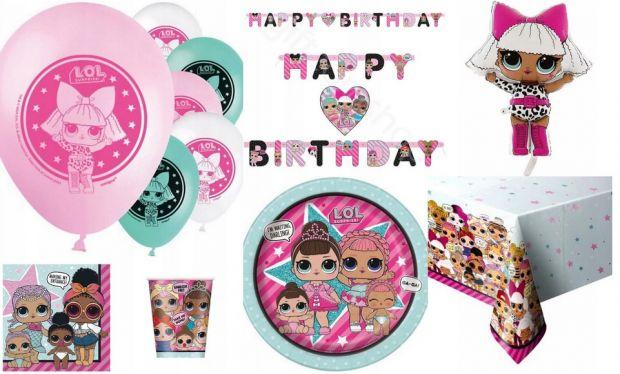 LOL Surprise zestaw urodzinowy