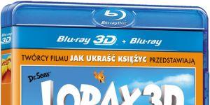 Lorax, DVD dla dzieci, film dla dzieci