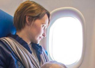 lot z dzieckiem, wakacje zagranicą