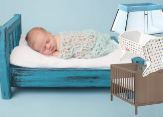łóżeczka dla dziecka