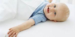 łóżeczko, niemowlę, sen