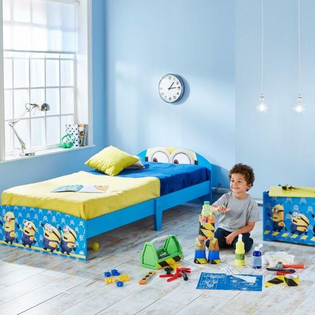 łóżko z minionkami 879zł mamaania.com.pl.jpg