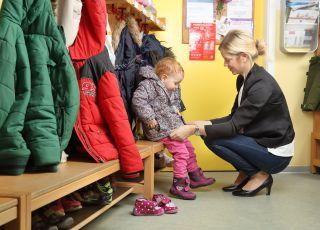 chore dziecko w przedszkolu