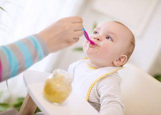 łyżeczka dla niemowlaka