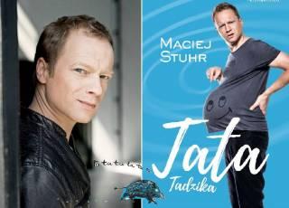 Maciej Stuhr - tata Tadzika