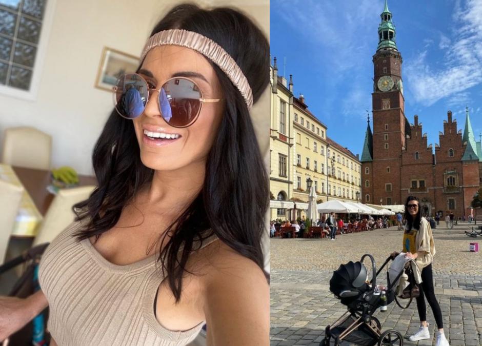 Magdalena Stępień udostępniła wiadomość od hejtera. Życzył, żeby syn ją znienawidził