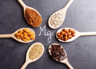 magnez, dania na lepszą płodność, kakao