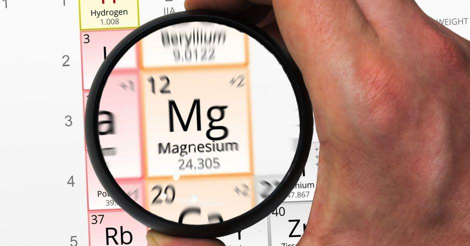 magnez, magnez na płodność, suplementy na płodność