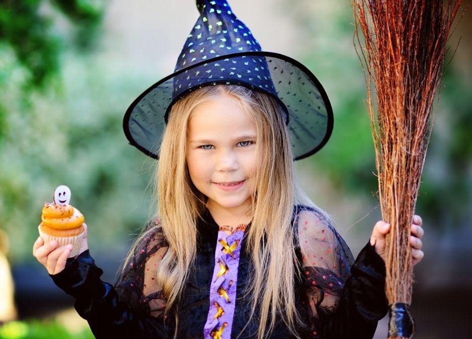 Jak przebrać dziecko na Halloween