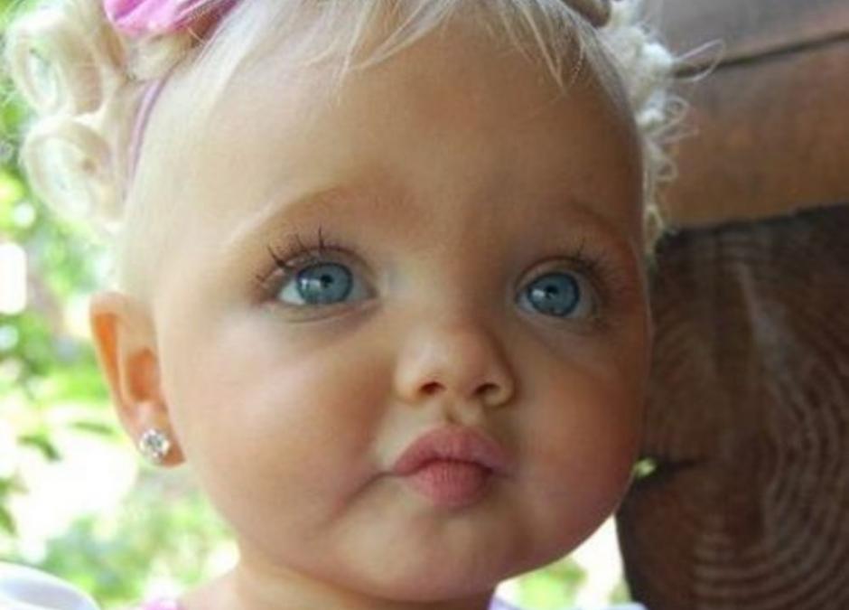 Mała miss, którą nazywano żywą lalką Barbie już tak nie wygląda. Ale wyrosła!