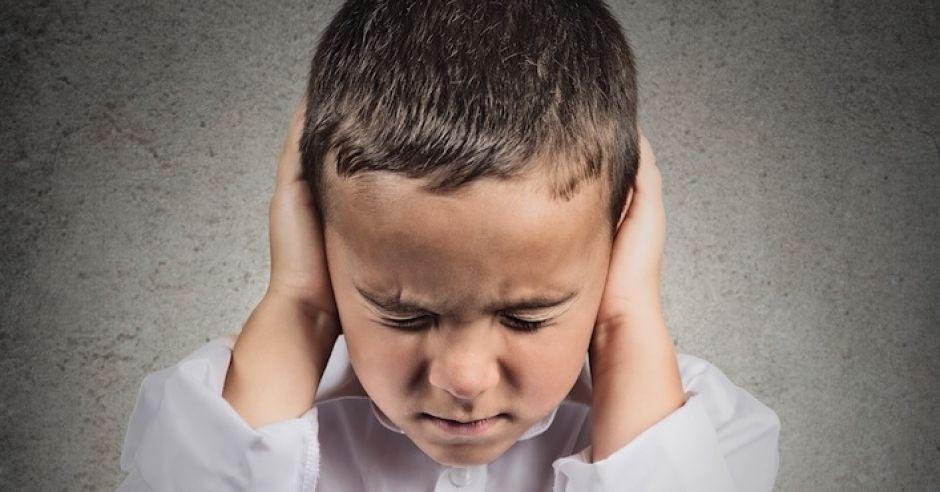Małe dzieci starają się unikać ludzi skłonnych do wybuchów gniewu