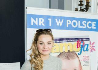 """Małgorzata Socha na wręczeniu nagród miesięcznika """"Mamo, To Ja"""""""