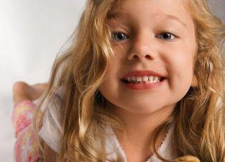 maluch, dziecko, uśmiech